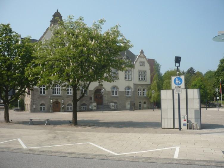 ehemaliger Standort der Germania, 2009