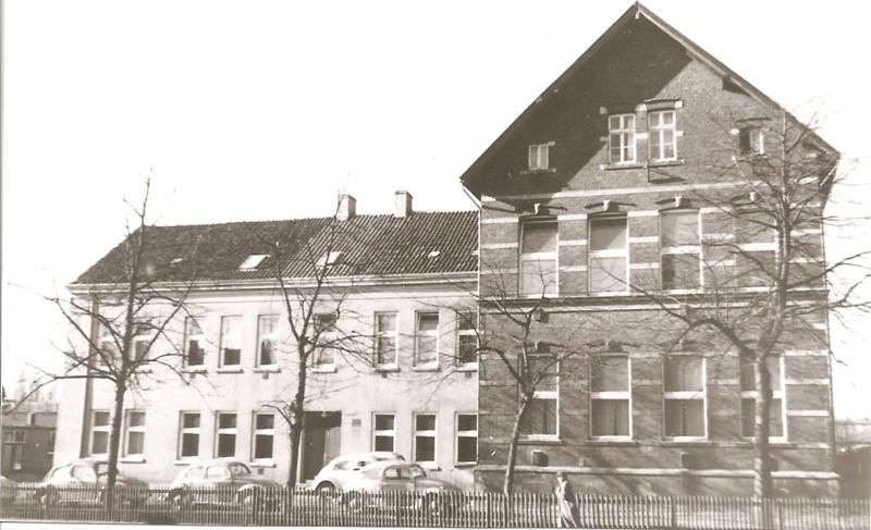 Schulgebäude Marsbruchstr. 28