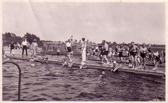 Badespaß im Aplerbecker Freibad