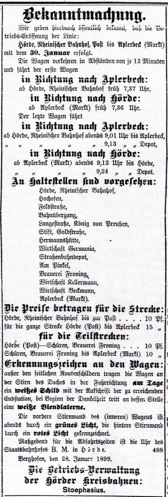 InseratStraßenbahnlinieHördeAplerbeck1899_540x1593