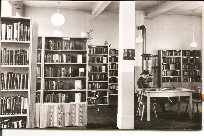 Bücherei in der Pellinghof-Schule