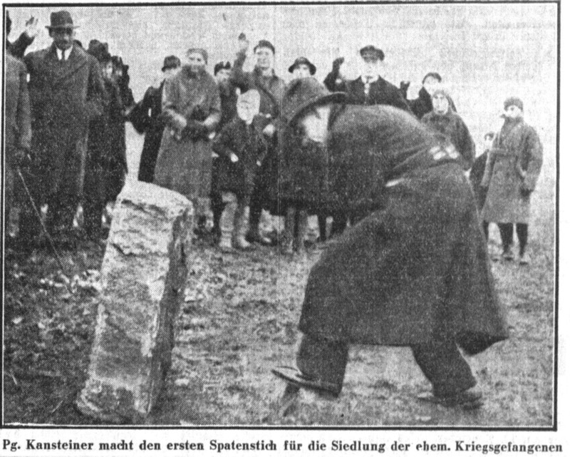 Generalanzeiger Dortmund vom 30.11.1933