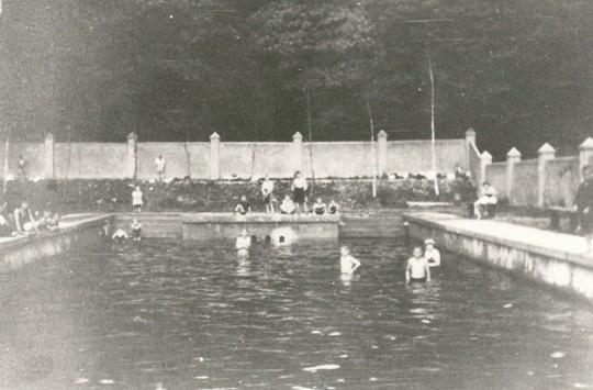 Planschbecken, um 1930 (1)