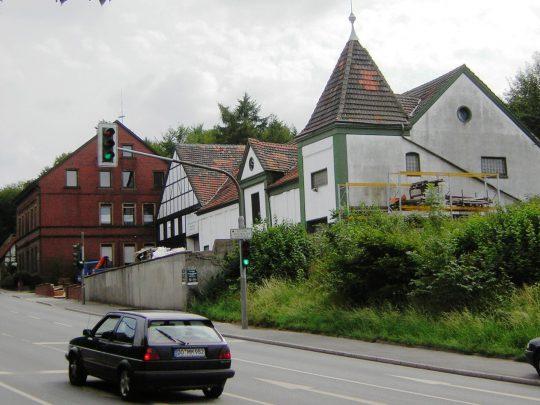Abbruch Nathe, 2006 (Aufnahme Klaus Winter)